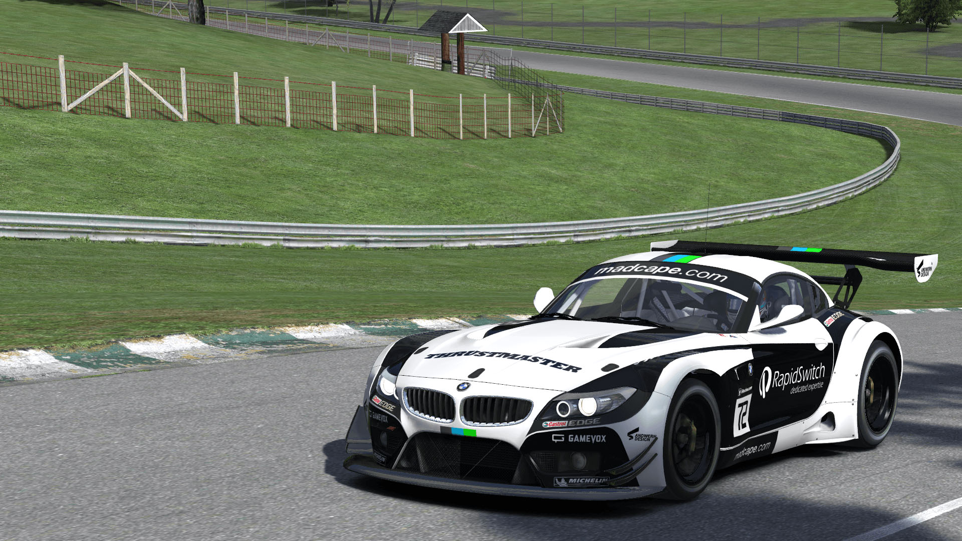 BMW-Z4-Front-Left