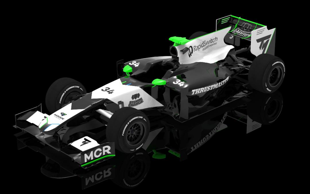 Formula SimRacing 2017 MadCape